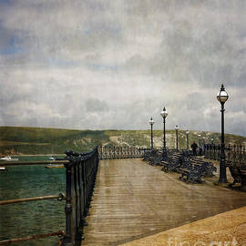 Linsey Williams - Textures On Swanage Pier