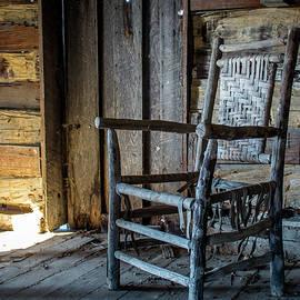 Thacker Cabin Chair by Susie Weaver