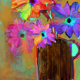 Thank You Flowers by Zsanan Studio
