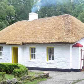 Thatched Cottage by John Hughes