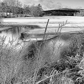 Thawing Edge by Betsy Zimmerli