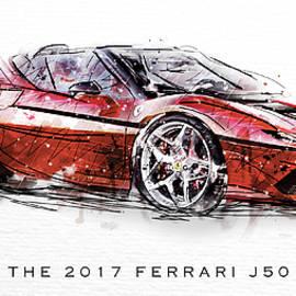 Gary Bodnar - The 2017 Ferrari J50