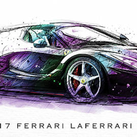 Gary Bodnar - The 2017 Ferrari LaFerrari Spider