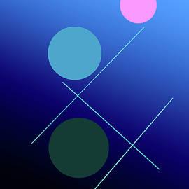 Ayman Alenany - The 3 dots, power game 16