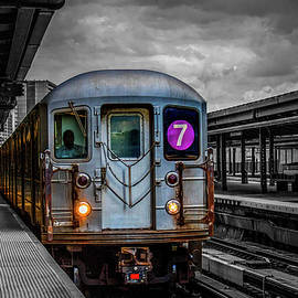 The 7 Train  by Luis Rosario