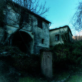 The Abandoned Village Of The Elves Iv by Enrico Pelos