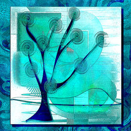 Iris Gelbart - The Abstract Tree