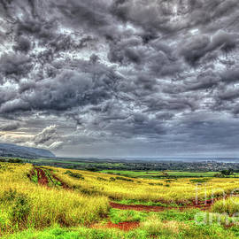 Reid Callaway - The Afternoon Storm Waialua North Shore Oahu Hawaii Collection Art