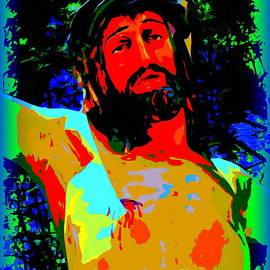 The Agony Of Jesus by Ed Weidman