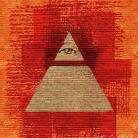 The All-Seeing Eye Pyramid - Pierre Blanchard