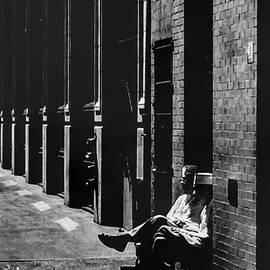 Jenny Revitz Soper - The Alley Behind