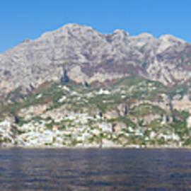 The Amalfi Coast - Panorama by Matt Swinden