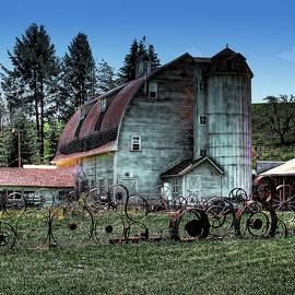 David Patterson - The Amazing Dahmen Barn