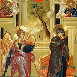 Daniel Neculae - The Annunciation