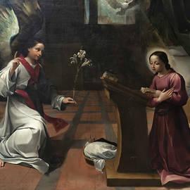 The Annunciation - Ludovico Carracci