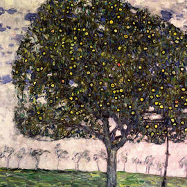 The Apple Tree II by Gustav Klimt
