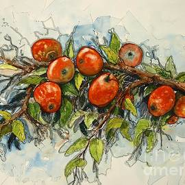 Shirley Sykes Bracken - The Apple Tree