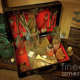 The Artists Field Kit by Putterhug Studio