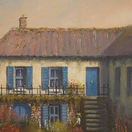 Sean Conlon - The Artists Residence