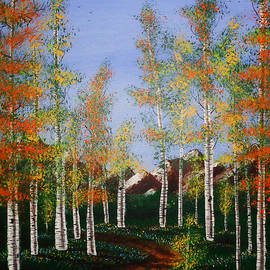 The Aspens by Blake Wesley