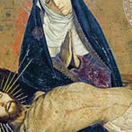 The Avignon Pieta - Enguerrand Quarton