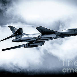 Rene Triay Photography - The B-1 Bomber Referred to as the Bone