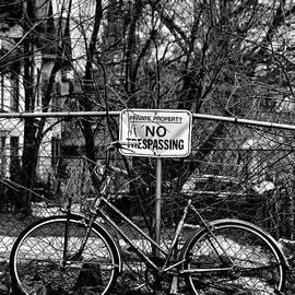 Brian Carson - The Bad Bicycle No 2