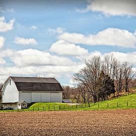 William Sturgell - The Barn Beside the Hill