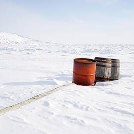 Nick Mares - The Barrels