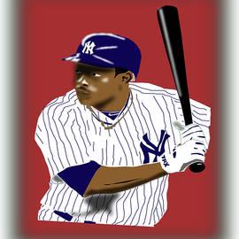 Michael Chatman - The Baseball Player