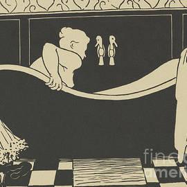 The Bath - Felix Edouard Vallotton