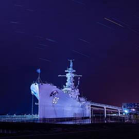 The Battleship by Brad Boland