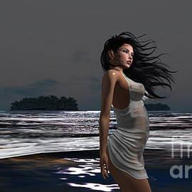 Georgina Hannay - The Beach 3