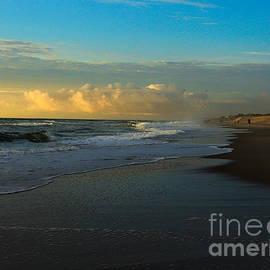 Mim White - The Beach at Currituck