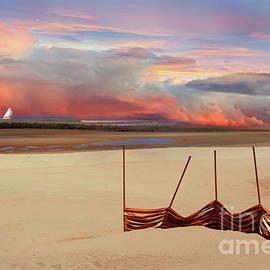 Rossitsa Iordanova - The beach - color