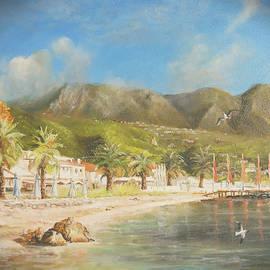 Sorin Apostolescu - The beach of Ipsos