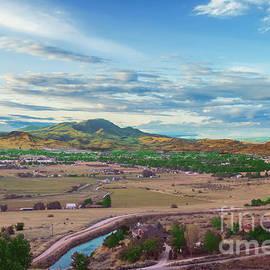 The Beautiful Emmett Valley by Robert Bales