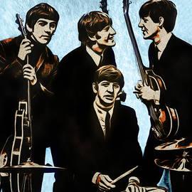 Sergey Lukashin - The Beatles