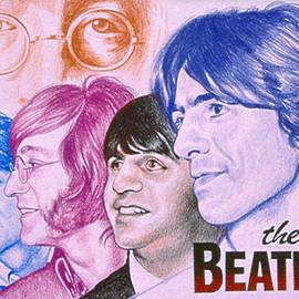 The Beatles by Robert Korhonen
