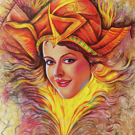 Arun Sivaprasad - The Beautiful Lady Jinn