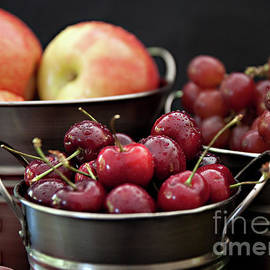 The Beauty of Fresh Fruit by Sherry Hallemeier