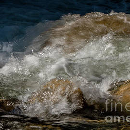 The Beauty of Moving Water by Teresa Wilson