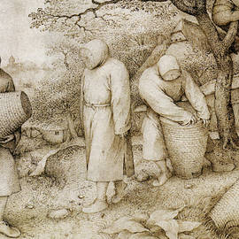 The Beekeepers And The Birdnester by Pieter Bruegel the Elder