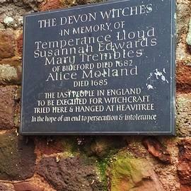 Richard Brookes - The Bideford Witches In Devon