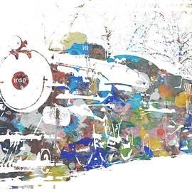 Jenny Revitz Soper - The Big Train