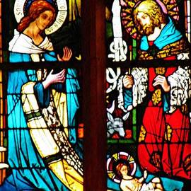 Sarah Loft - The Birth of Christ in Stained Glass
