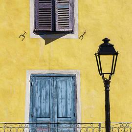 Paul MAURICE - The blue door