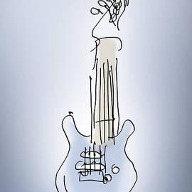 Keith A Link - The Blue Guitar