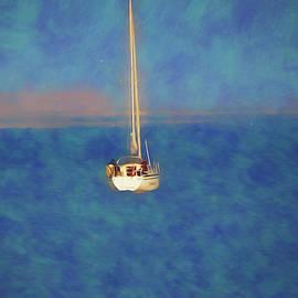 The Blue by Nicole Frischlich