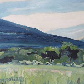 Francois Fournier - The Blue Slope